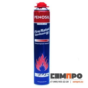 Пена-огнеупорная